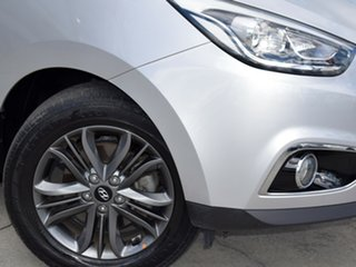 2014 Hyundai ix35 LM3 MY15 SE Silver 6 Speed Sports Automatic Wagon.