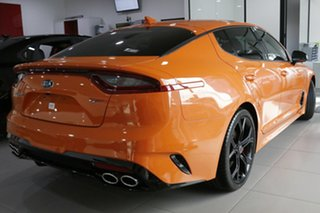 2020 Kia Stinger CK MY20 GT Fastback Neon Orange 8 Speed Sports Automatic Sedan