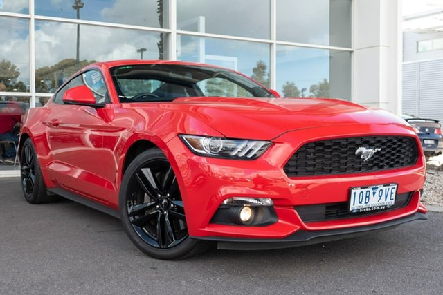 Used Ford Mustang FM Fastback SelectShift, 2016 Ford Mustang FM Fastback SelectShift 6 Speed Sports Automatic Fastback