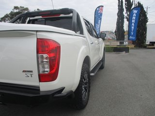 2016 Nissan Navara D23 S2 ST N-SPORT White 7 Speed Sports Automatic Utility