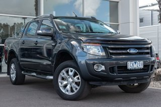 2014 Ford Ranger PX Wildtrak Double Cab 6 Speed Sports Automatic Utility.