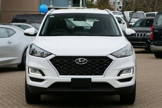 2020 Hyundai Tucson TL4 MY20 Active X 2WD Pure White 6 Speed Automatic TUCSON (TL) 5 Seater Wagon