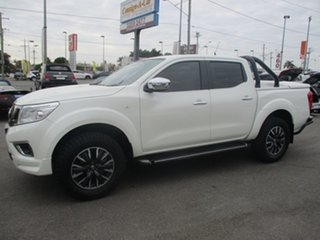 2016 Nissan Navara D23 S2 ST N-SPORT White 7 Speed Sports Automatic Utility.