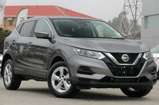 2021 Nissan Qashqai J11 Series 3 MY20 ST+ X-tronic Gun Metallic 1 Speed Constant Variable Wagon.