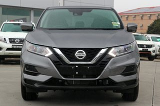 2020 Nissan Qashqai J11 Series 3 MY20 ST+ X-tronic Gun Metallic 1 Speed Constant Variable Wagon