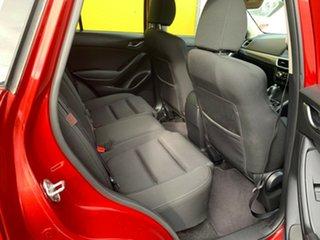 2014 Mazda CX-5 KE1032 Maxx SKYACTIV-Drive AWD Sport Red 6 Speed Sports Automatic Wagon