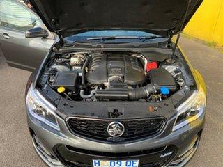 2017 Holden Commodore VF II MY17 SS V Redline Son of a Gun Grey 6 Speed Sports Automatic Sedan