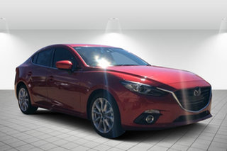 2014 Mazda 3 BM5236 SP25 SKYACTIV-MT Astina Red 6 Speed Manual Sedan.