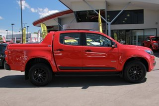 2018 Holden Colorado RG MY19 Z71 Pickup Crew Cab Absolute Red 6 Speed Sports Automatic Utility.