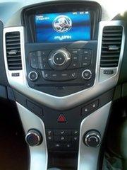2016 Holden Cruze JH Series II MY16 Equipe White 5 Speed Manual Hatchback