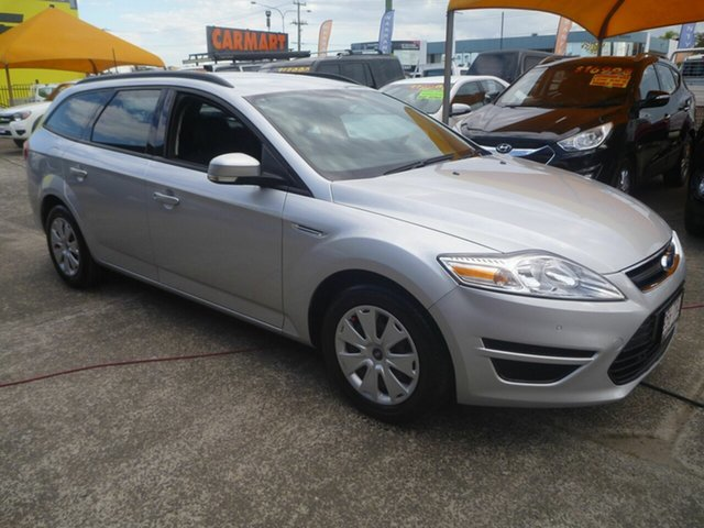Used Ford Mondeo MC LX PwrShift TDCi, 2014 Ford Mondeo MC LX PwrShift TDCi Silver 6 Speed Sports Automatic Dual Clutch Wagon