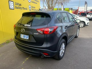 2016 Mazda CX-5 KE1022 Maxx SKYACTIV-Drive i-ACTIV AWD Sport Grey 6 Speed Sports Automatic Wagon