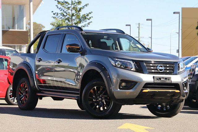 New Nissan Navara D23 S4 MY19 N-TREK, 2019 Nissan Navara D23 S4 MY19 N-TREK Slate Gray 6 Speed Manual Utility
