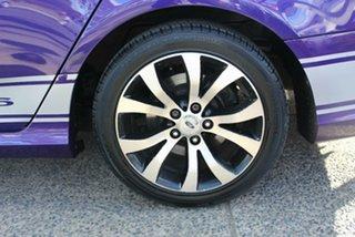 2009 Ford Falcon FG XR6 Purple 5 Speed Auto Seq Sportshift Sedan