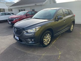 2016 Mazda CX-5 KE1022 Maxx SKYACTIV-Drive i-ACTIV AWD Sport Grey 6 Speed Sports Automatic Wagon.