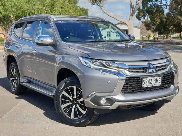 Used Mitsubishi Pajero Sport QE MY17 Exceed, 2016 Mitsubishi Pajero Sport QE MY17 Exceed Grey 8 Speed Sports Automatic Wagon