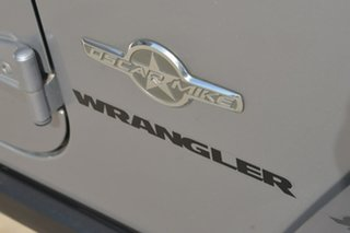 2013 Jeep Wrangler JK MY2013 Sport Silver 6 Speed Manual Softtop