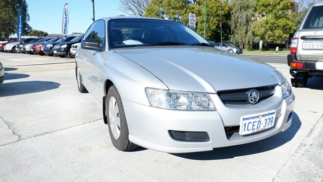 Used Holden Commodore VZ Executive, 2005 Holden Commodore VZ Executive Silver 4 Speed Automatic Sedan