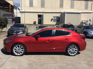 2014 Mazda 3 BM5236 SP25 SKYACTIV-MT Astina Red 6 Speed Manual Sedan