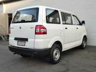 2007 Suzuki APV White 5 Speed Manual Van