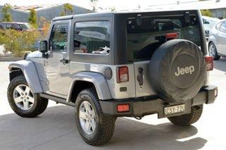2013 Jeep Wrangler JK MY2013 Sport Silver 6 Speed Manual Softtop.