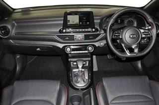 2021 Kia Cerato BD MY21 GT DCT Clear White 7 Speed Sports Automatic Dual Clutch Sedan.