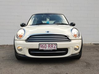 2011 Mini Hatch R56 LCI Cooper D Steptronic 6 Speed Sports Automatic Hatchback.