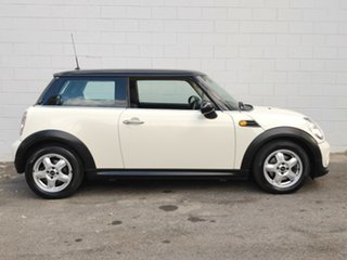 2011 Mini Hatch R56 LCI Cooper D Steptronic 6 Speed Sports Automatic Hatchback