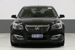 2013 Holden Calais VF V Black 6 Speed Automatic Sedan.