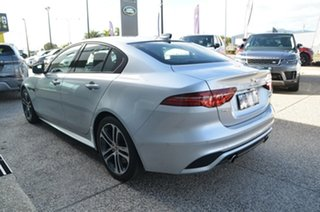 2019 Jaguar XE X760 MY20 P300 R-Dynamic SE Indus Silver 8 Speed Sports Automatic Sedan.