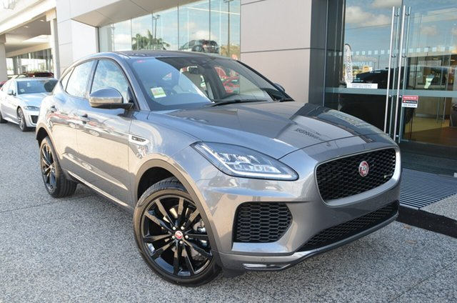 New Jaguar E-PACE  S, 2019 Jaguar E-PACE X540 S Corris Grey 9 Speed Automatic SUV
