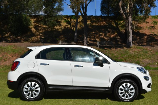 Used Fiat 500X 334 Pop DDCT, 2018 Fiat 500X 334 Pop DDCT White 6 Speed Sports Automatic Dual Clutch Wagon