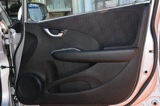 2014 Honda Jazz GE MY13 Hybrid Silver 1 Speed Constant Variable Hatchback Hybrid
