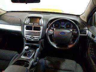 2008 Ford Falcon FG XR8 Octane 6 Speed Manual Sedan.