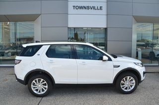 2019 Land Rover Discovery Sport L550 SE Fuji White 9 Speed Automatic SUV