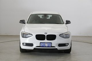 2013 BMW 118d F20 118d White 8 Speed Sports Automatic Hatchback.