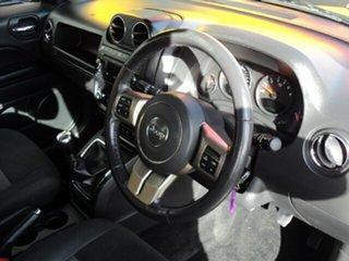 2013 Jeep Patriot MK MY2013 Sport 4x2 Brilliant Black Crystal Pearl 5 Speed Manual Wagon