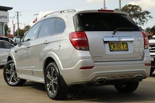 2017 Holden Captiva CG MY16 7 LTZ (AWD) Silver 6 Speed Automatic Wagon.