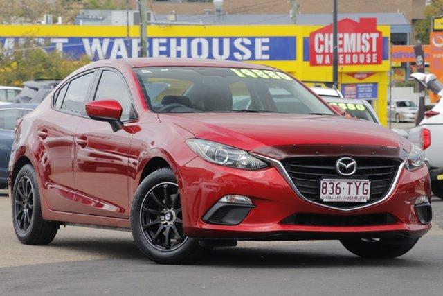 Used Mazda 3 BM5276 Neo SKYACTIV-MT, 2014 Mazda 3 BM5276 Neo SKYACTIV-MT Soul Red 6 Speed Manual Sedan