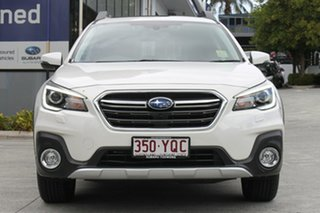 2018 Subaru Outback B6A MY18 2.5i CVT AWD Premium White Crystal 7 Speed Constant Variable Wagon