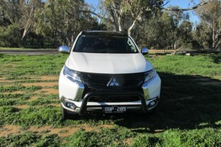 2019 Mitsubishi Pajero Sport QE MY19 Black Edition Starlight 8 Speed Sports Automatic Wagon