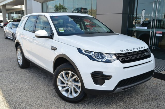 New Land Rover Discovery Sport L550 SE, 2019 Land Rover Discovery Sport L550 SE Fuji White 9 Speed Automatic SUV