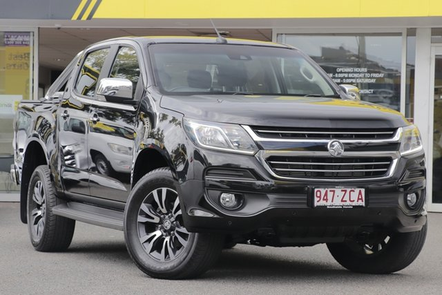 Used Holden Colorado RG MY16 LTZ Crew Cab, 2016 Holden Colorado RG MY16 LTZ Crew Cab Sapphire 6 Speed Sports Automatic Utility