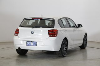 2013 BMW 118d F20 118d White 8 Speed Sports Automatic Hatchback
