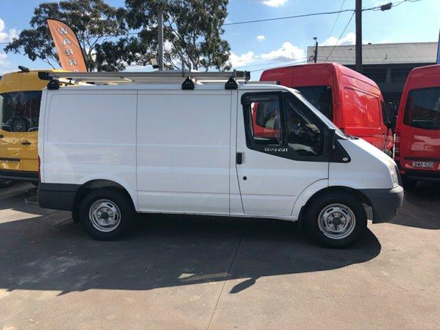 Used Ford Transit VM MY08 Low (SWB), 2009 Ford Transit VM MY08 Low (SWB) White 6 Speed Manual Van