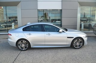 2019 Jaguar XE X760 R-Dynamic SE Indus Silver 8 Speed Automatic Sedan