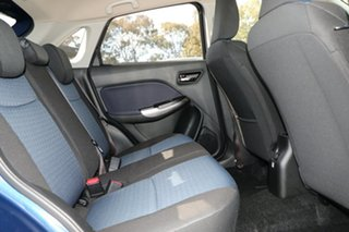 2019 Suzuki Baleno EW GL Blue 4 Speed Automatic Hatchback