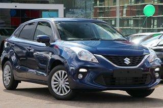 2019 Suzuki Baleno EW GL Blue 4 Speed Automatic Hatchback.