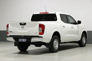 2016 Nissan Navara NP300 D23 RX (4x2) White 7 Speed Automatic Double Cab Utility