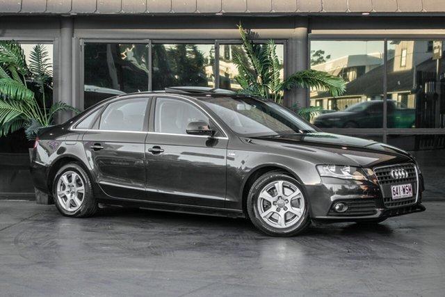 Used Audi A4 B8 8K Multitronic, 2008 Audi A4 B8 8K Multitronic Grey 8 Speed Constant Variable Sedan